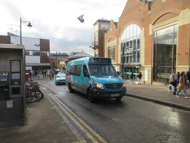Arriva Surrey 1003 BT66UAO in Guildford