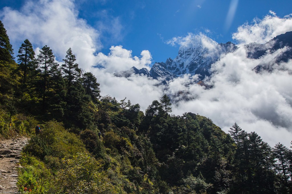 EBC_from Namche to Deboche 02