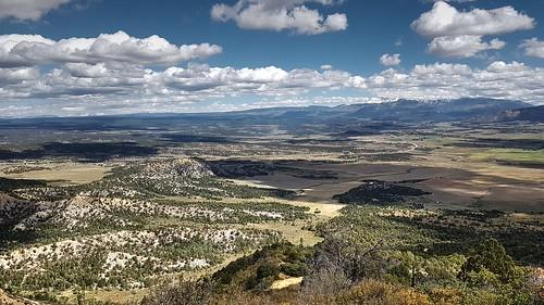 landscape mesaverde colorado usa amerika rockies berge urlaub vacation