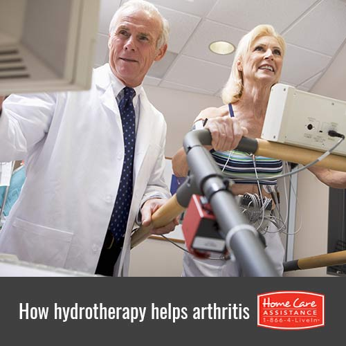 How Your Senior Loved One with Arthritis Will Benefit from Hydrotherapy