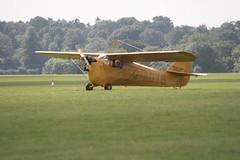G-ADYS Aeronca C.3 [A-600] Sywell 020917