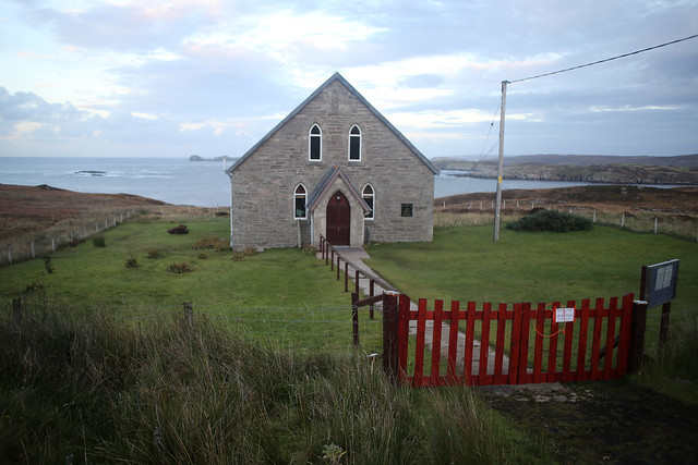 Chapel at Talmine