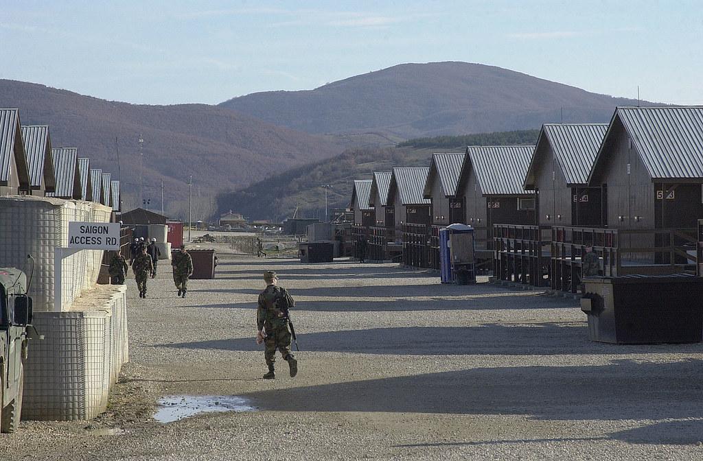 SEA Huts | Camp Monteith, Gnjilane, Kosovo | Thorin Sprandel