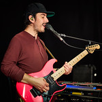 Thu, 09/11/2017 - 12:13am - Dhani Harrison Live in Studio A, 11.9.17 Photographer: Gus Philippas
