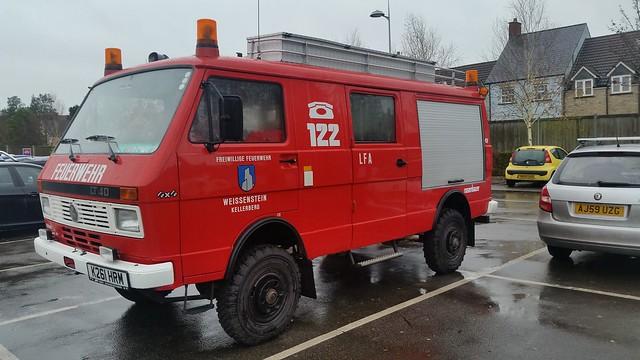VW LT40 4x4 K261HRM