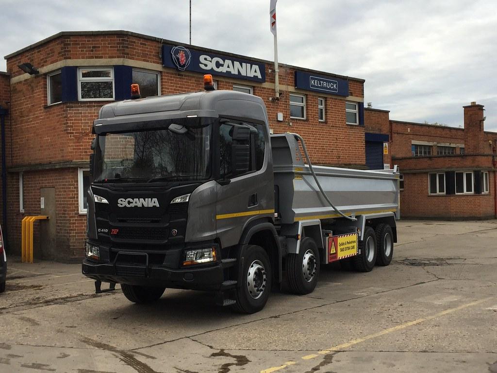 Scania XT from Keltruck