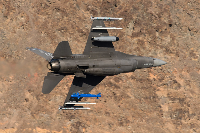 F-16C 85-1560 / ED 412 TW