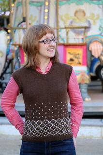 Purl Alpaca Designs Malachi Vest | by English Girl at Home