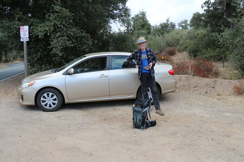 338 Back at the car after a ten mile loop hike to Oakzanita Peak - another great day in the mountains | by _JFR_
