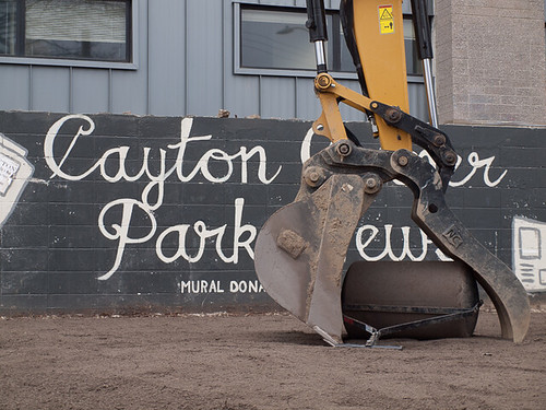 cayton corner park at 19th and madison
