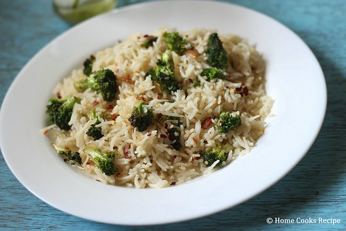Broccoli rice | by Lavanya Kumara Krishnan
