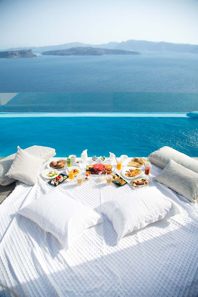 Astarte Suites Hotel In Santorini Private Pool Breakfast
