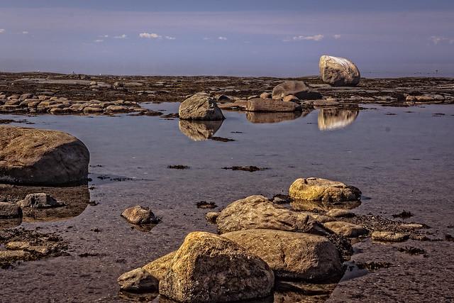 Scenic rockscape