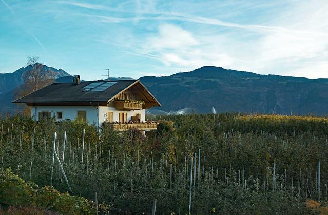 2017-10-27 11-01 Südtirol 002 Völlan, Hoferhof
