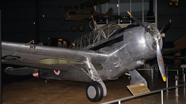 North American NA-51 O-47B at Wright-Patterson