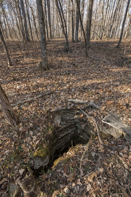 Three Amigos Pit entrance, Wilson County, Tennessee 2
