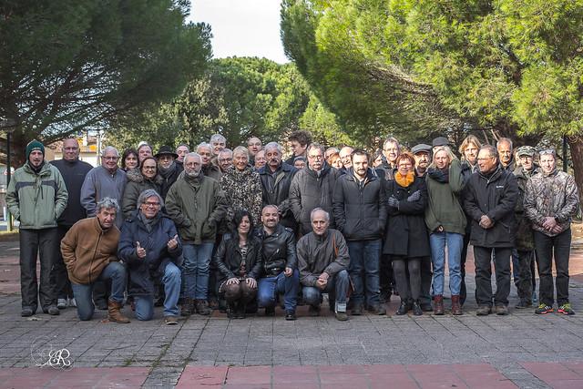 Rencontre membres 2017 (Domaine des Oiseaux) 03 décembre 2017