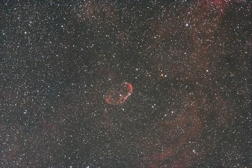 Crescent Nebula (NGC 6888) - 25 x 300s - ISO 800 | by killie1981