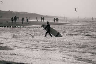 Using the time for surfing | by knipslog.de