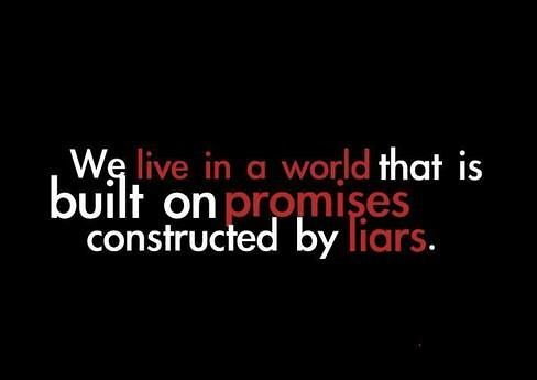 phrases about liars