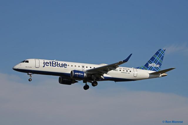 JetBlue, Embraer E190