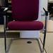 Meeting chair pink E50