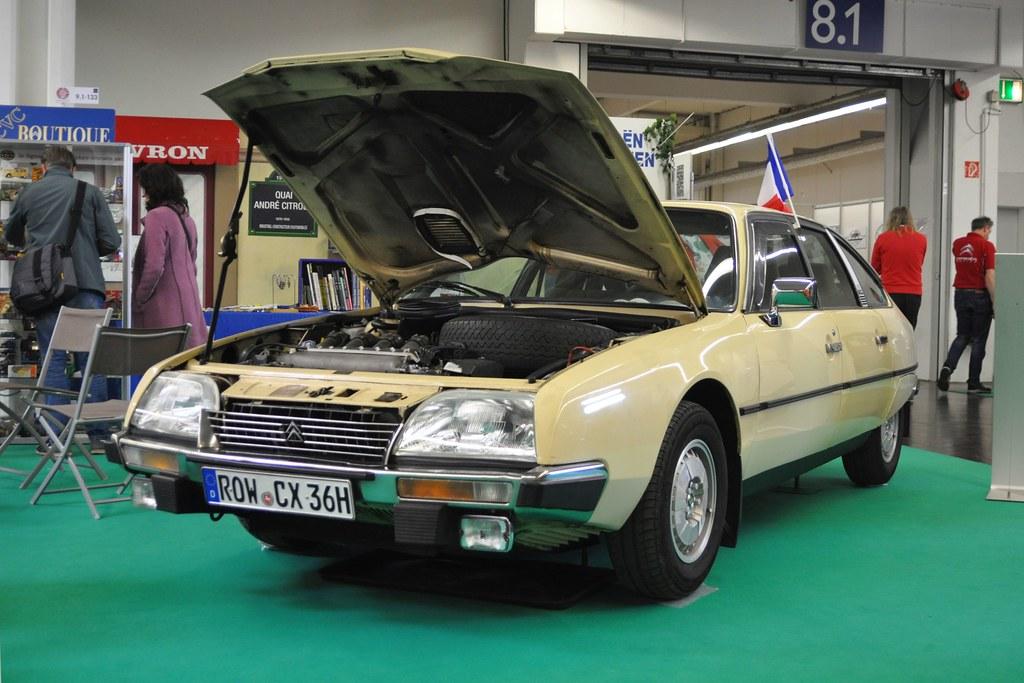 1979 Citroen CX 2500 Diesel Pallas - Classic Citroën 1979