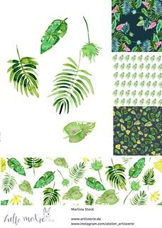 Tropical collection - Martina Stock