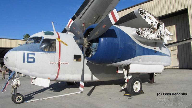 グラマン C-1A トレーダー 3