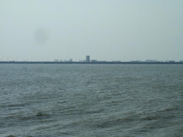 View to Foulness Island