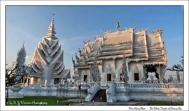 Wat Rong Khun - The White Temple of Chiang Rai 33