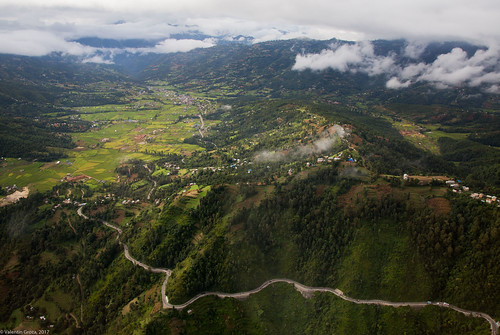 helicopter to Lukla 02 | by Valentin Groza