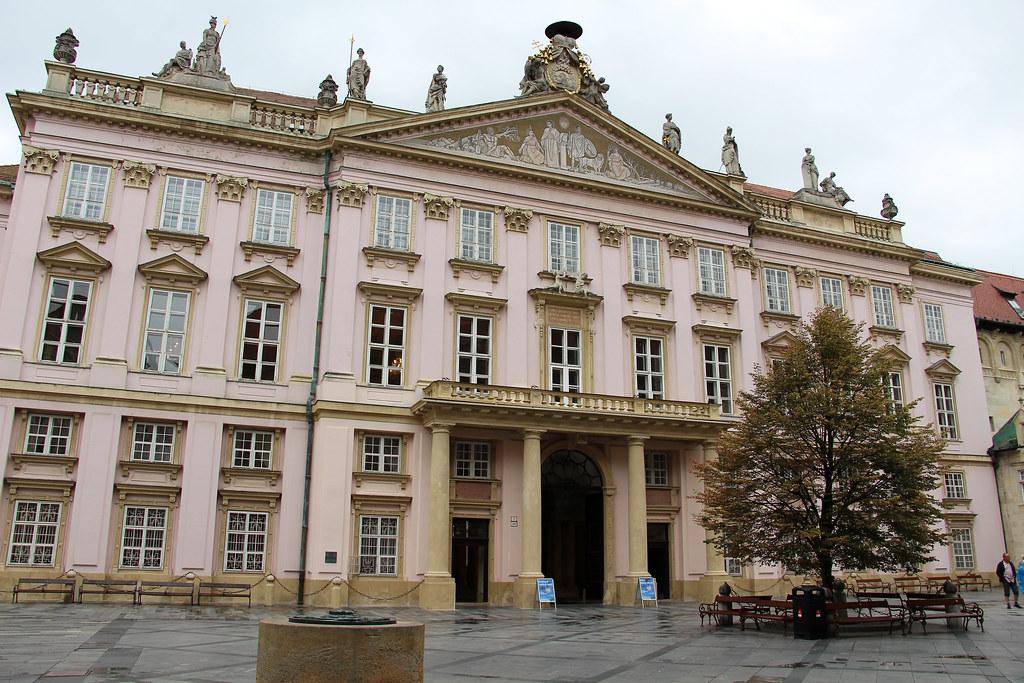 Bratislava - Primaciálny palác