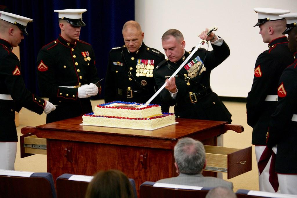 Marvelous Deputy Secretary Sullivan Attends The Cake Cutting Ceremon Flickr Funny Birthday Cards Online Elaedamsfinfo