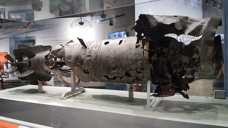 Japanese torpedo Pearl Harbour
