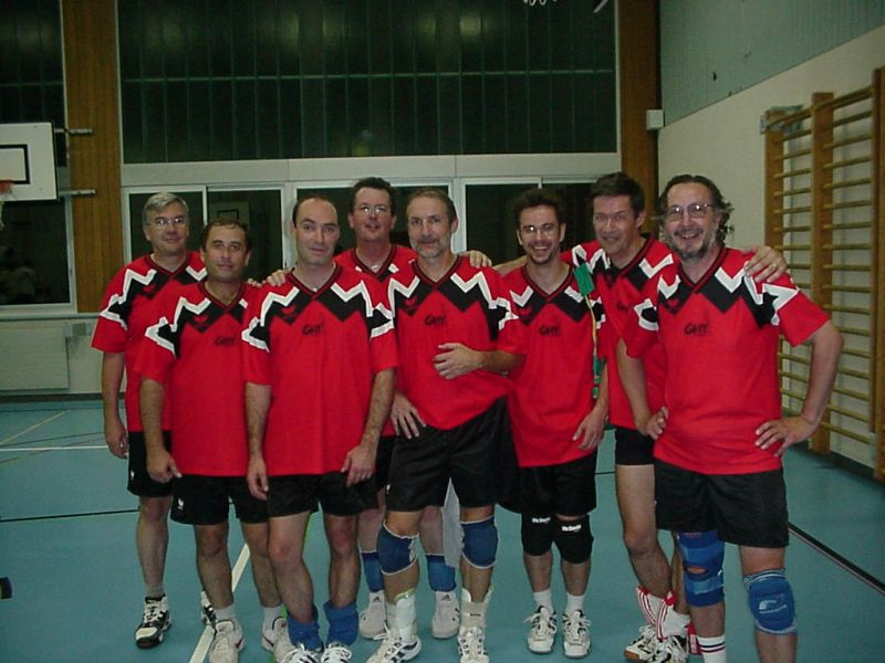 Match de championnat Cugy - Yvonand
