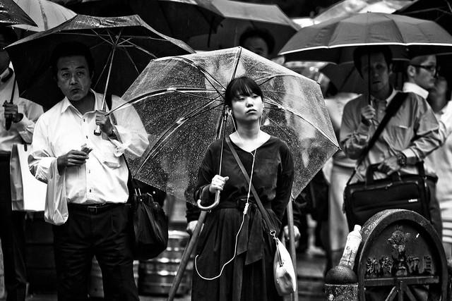 Umbrella Portrait