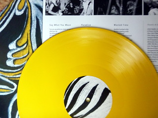 Cable Ties, first release, first press