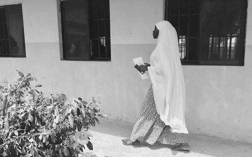 hausafulanigirlinhijab abuja nigeria jujufilms blackwhite hausa girl hijab