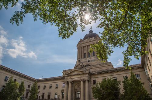 Manitoba Legislative Building, Winnipeg | by Tony Webster