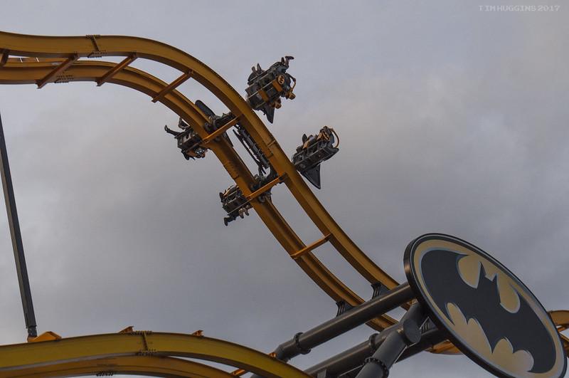 Batman: the Ride (SFFT) 1