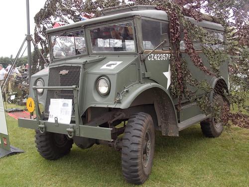 1946 Chevrolet Heavy Utility Personnel