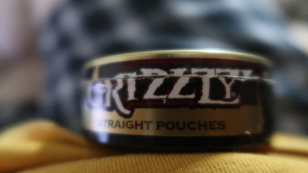 Grizzly Tobacco Pouches | Feel free to use this image under … | Flickr