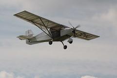 G-CDIU Best Off Skyranger [BMAA/HB/376] Sywell 020917