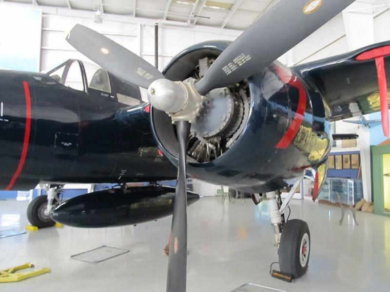 La teoría de la F7F-3 Tigercat 2