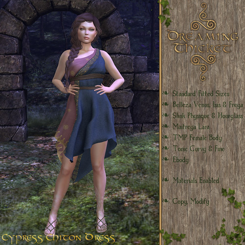 Cypress Dress for We <3 RP | by Nix Marabana