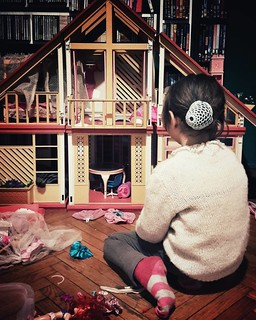 Barbie time (from the eighties) #barbie #mattel #play #fun #house #family #awesome #retro #picoftheday #photooftheday #home #mybabygirl #girl #igers #igersmilano #igersitalia #followme #funtime #dolls #fashion #instagood #cute #eighties | by Mario De Carli