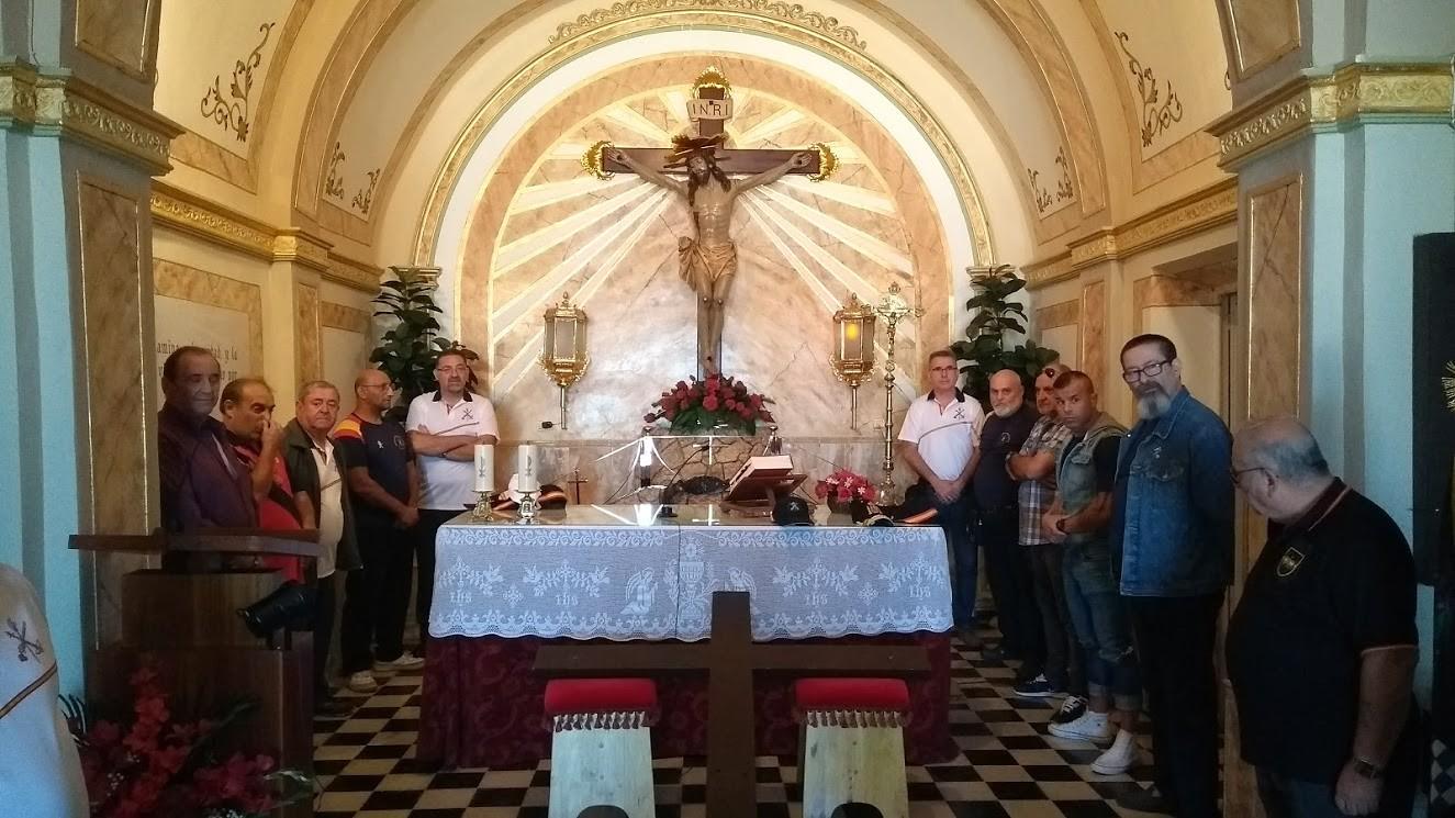 (2017-10-21) - Ensayo Eucaristía Legionaria -  José Vicente Romero Ripoll - (16)