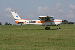 G-BNMF Cessna 152 [152-85563] Sywell 020917