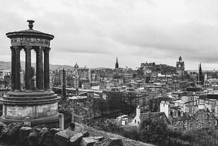 Edinburgh B&W | by cookywook